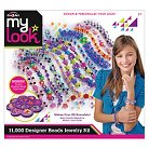 My Look 11,000 Beads Designer Beads Jewelry Kit by Cra-Z-Art