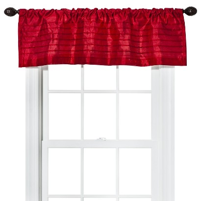 "Threshold™ Silk Window Valance - (54x15"")"