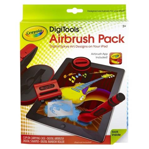 Crayola Digi Tools Airbrush Pack