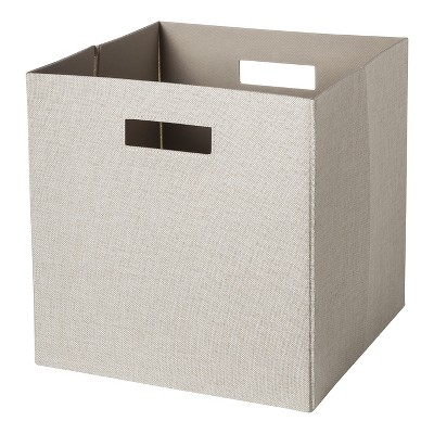 Threshold™ Fabric Cube - Natural