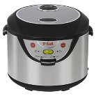 T-Fal Balanced Living 3 in 1  Rice Cooker - Black