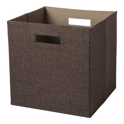 Threshold™ Fabric Cube - Brown