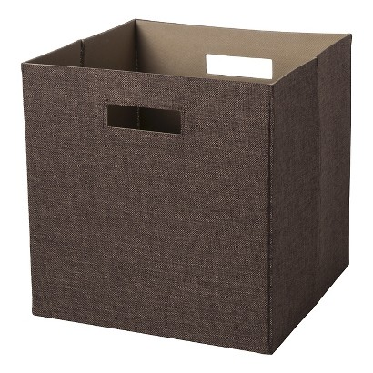 THRESHOLD™ STORAGE BIN - BROWN