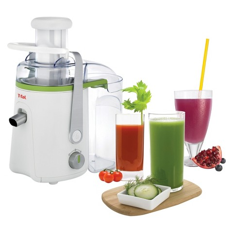 T-Fal Balanced Living Juice Extractor - White