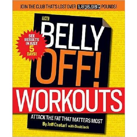 The Belly Off! Workouts (Paperback)