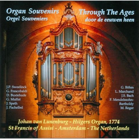 Organ Souvenirs Through the Ages