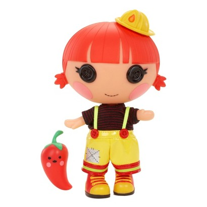 Lalaloopsy Littles Doll - Red Fiery Flame