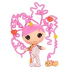 Lalaloopsy Littles Silly Hair Squirt Lil Top