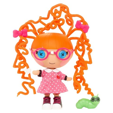 Lalaloopsy Littles Silly Hair Specs Reads-a-Lot