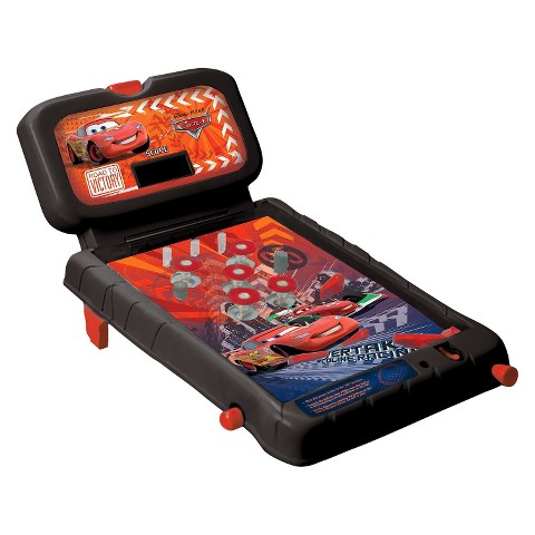 Franklin Sports Cars Pinball Game