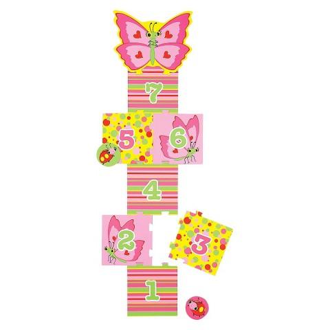 Melissa & Doug® Sunny Patch Bella Butterfly Hopscotch