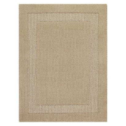 Maples Border Accent Rug - 4'x5'6""