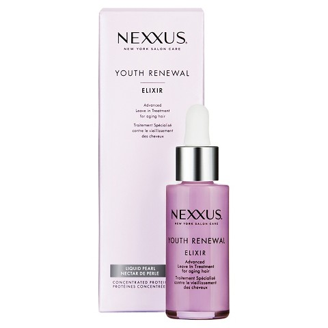 Nexxus New York Salon Care Youth Renewal Elixir 0.94 oz