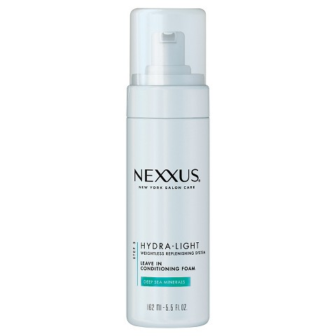 Nexxus Hydra-Light Leave-In Conditioning Foam 5.5 oz