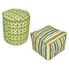 Threshold™ Outdoor Pouf Footstool Colle...