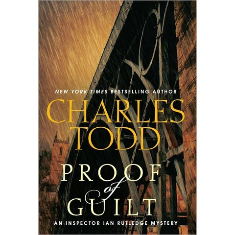 Proof of Guilt (Hardcover)