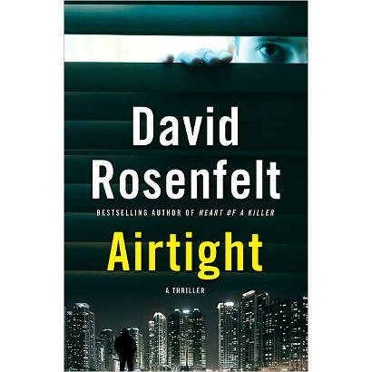 Airtight by David Rosenfelt (Hardcover)
