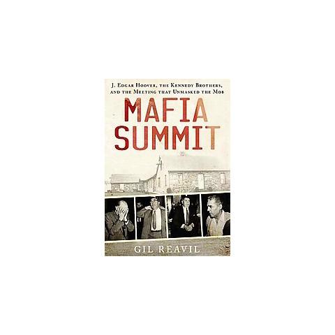 Mafia Summit (Unabridged) (Compact Disc)
