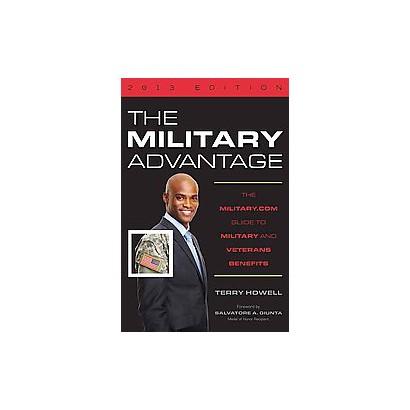 The Military Advantage 2013 (Paperback)