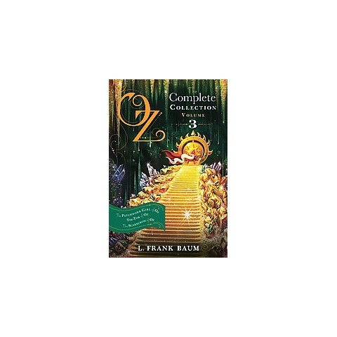 Oz, The Complete Collection, Volume 3 (Hardcover)