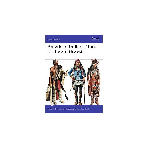 American Indian Tribes of the Southwest (Paperback)