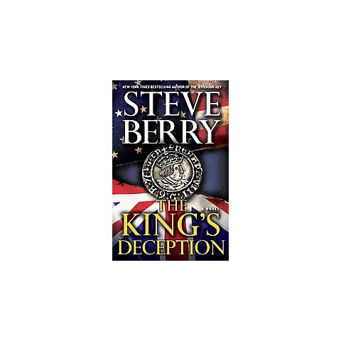 The King's Deception (Large Print) (Paperback)