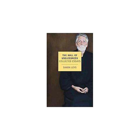The Hall of Uselessness (Reprint) (Paperback)