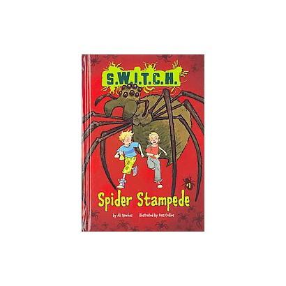 Spider Stampede (Reprint) (Hardcover)