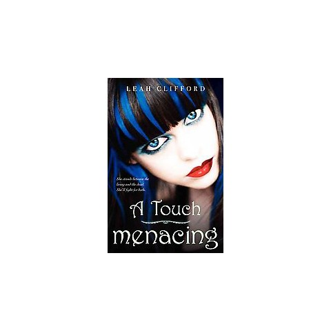A Touch Menacing (Hardcover)