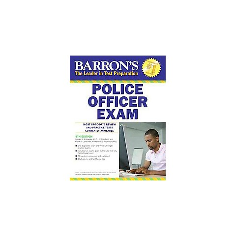 Barron's Police Officer Exam (Revised, Student) (Paperback)