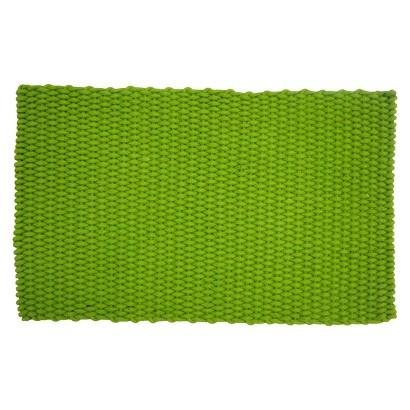 """Room Essentials Indoor/Outdoor Accent Rug - Green (1'6""""x2'6"""")"""