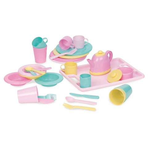 Play Circle Dishes Wishes Dinnerware