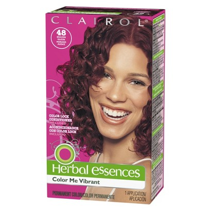 Herbal Essences Color Me Vibrant Permanent Hair Color
