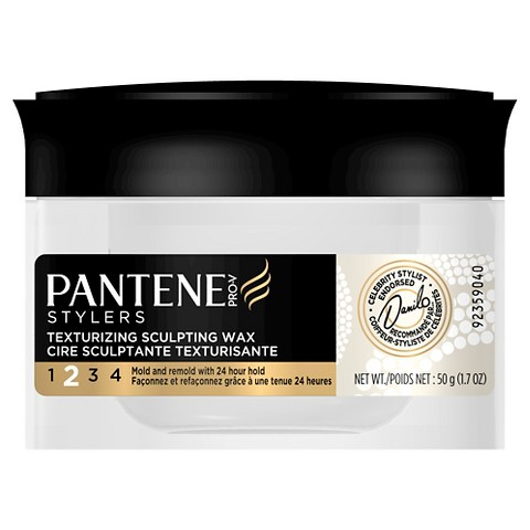 Pantene Pro-V Stylers Texturizing Sculpting Wax - 1.7 oz