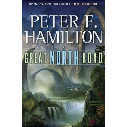Great North Road by Peter F. Hamilton (Hardcover)