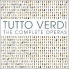 Tutto Verdi: The Complete Operas [27 Discs] [Blu-ray]