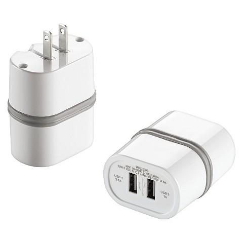 Conair Lectronic Smart Usb Dual Plug