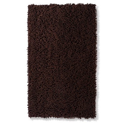 Mohawk Home Memory Foam Bath Rug - Bison Brown