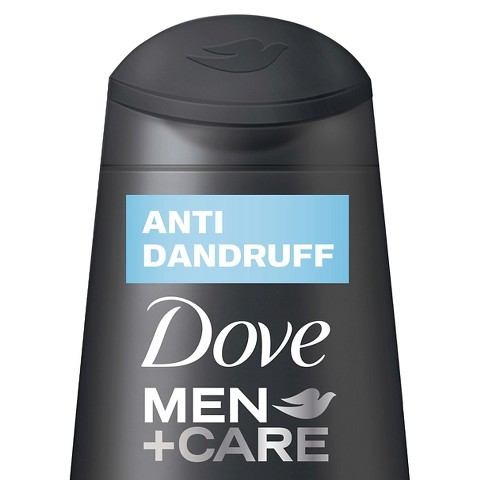 Dove Men + Care Anti-Dandruff Shampoo - 12.0 fl oz