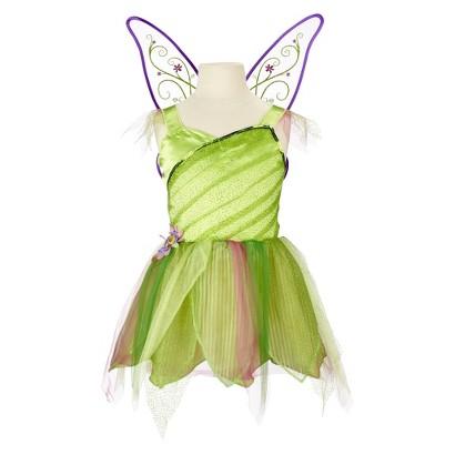 Disney Fairies Tinker Bell Pixie Party Dress