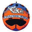 Airhead Super Slice Low Deck Tube - Orange/Purple