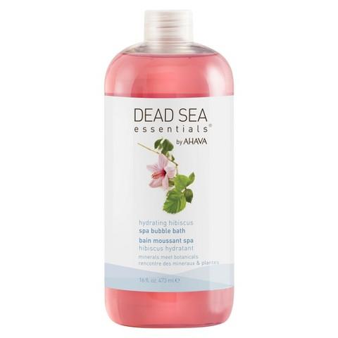 Dead Sea Essentials®  by AHAVA Hydrating Hibiscus Spa Bubble Bath & Shower Gel