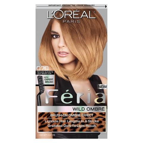 L'Oreal Feria Wild Ombre Hair Color