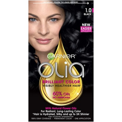 Garnier® Olia™ Oil Powered Permanent Haircolor