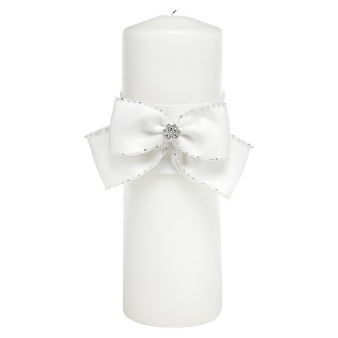 Sparkling Sash Wedding Collection Unity Candle