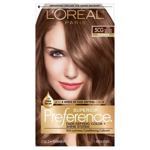 L'Oréal® Paris Superior Preference Fade-Defying Color + Shine System