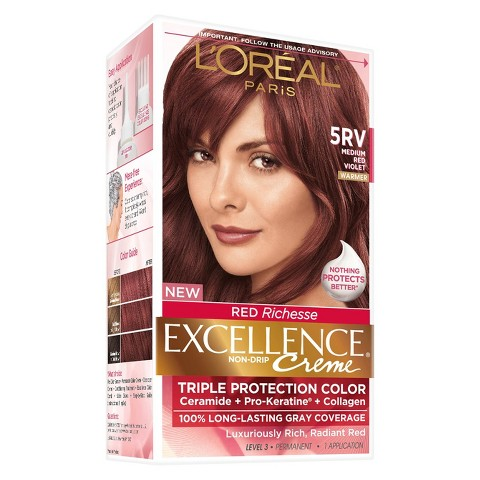 L'Oréal® Paris Excellence® Creme Triple Protection Color