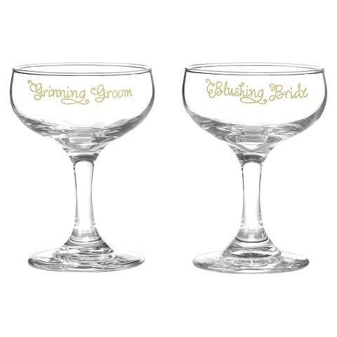 Cutest Couple Champagne Glasses