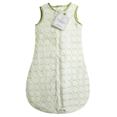 SwaddleDesign Fuzzy zzZip Me Sack