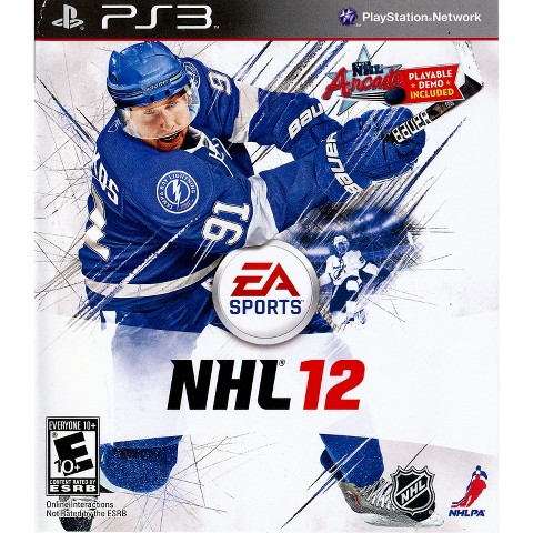 NHL 12 PRE-OWNED (Playstation 3)